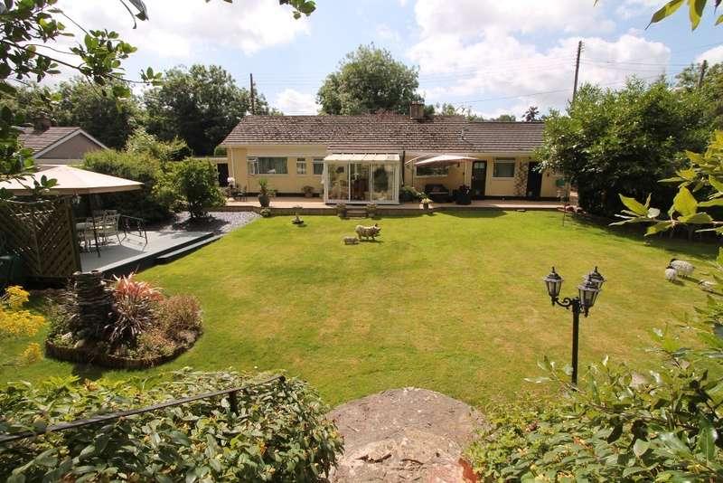 4 Bedrooms Detached Bungalow for sale in Bridge Place Rd, Camerton, Bath