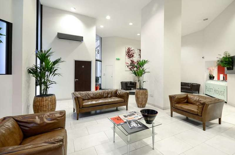 Serviced Office Commercial for rent in New Bridge Street, London