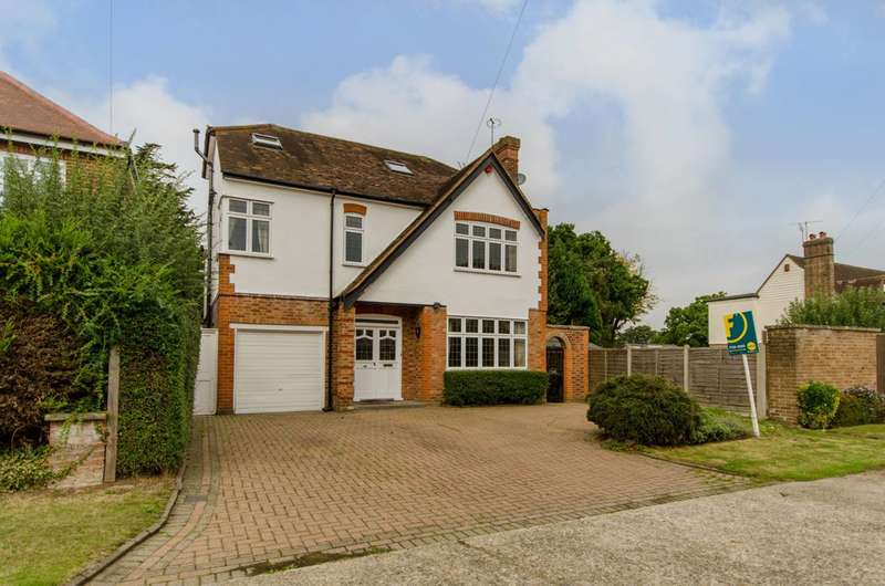 5 Bedrooms House for sale in Spring Court Road, The Ridgeway, EN2