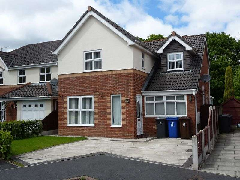 4 Bedrooms Detached House for sale in Tatham Grove, Wigan