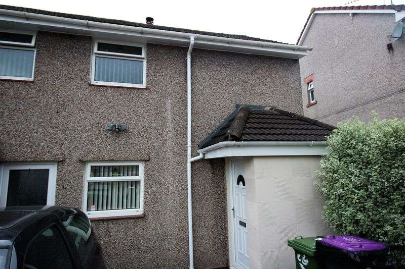 2 Bedrooms Terraced House for sale in Coed Glas, Two Locks, Cwmbran