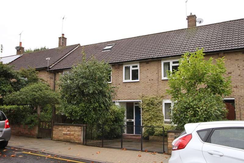 3 Bedrooms Terraced House for sale in Westleigh Avenue, London, London, SW15