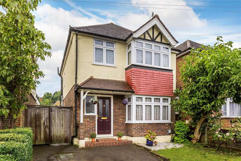 3 Bedrooms Detached House for sale in Nutfield Road, Merstham, Redhill, Surrey, RH1