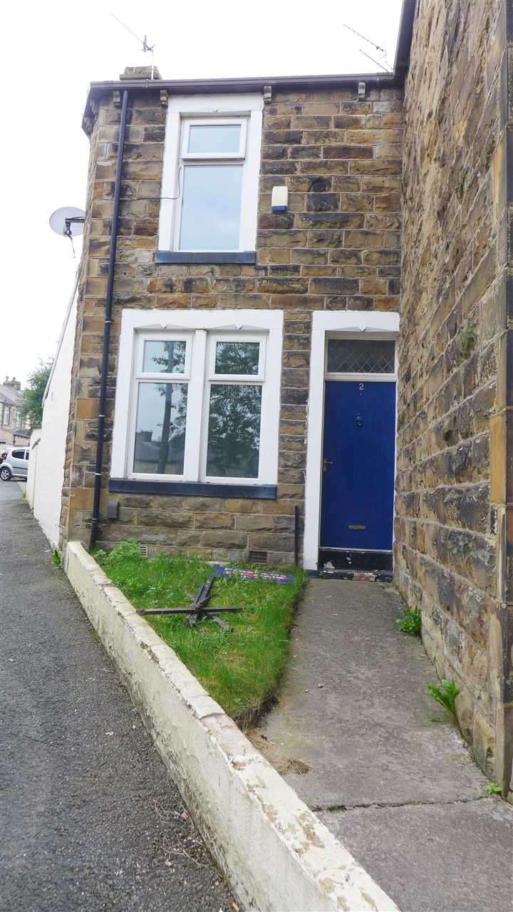 2 Bedrooms End Of Terrace House for sale in Hordley Street, Rosegrove, Burnley