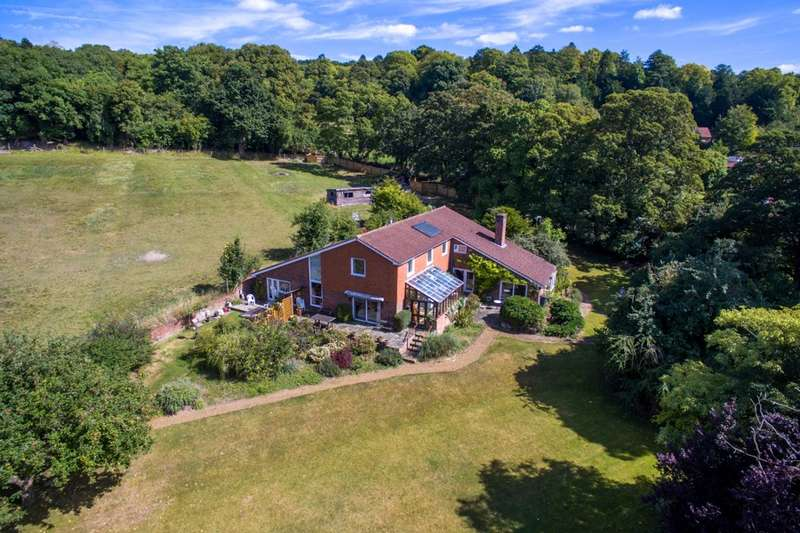 4 Bedrooms Detached House for sale in Lower Assendon, Henley-On-Thames, RG9