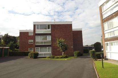 2 Bedrooms Flat for sale in Lacey Court, Wilmslow, Cheshire