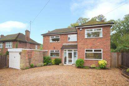 4 Bedrooms Detached House for sale in Cuffley Hill, Goffs Oak, Waltham Cross, Hertfordshire