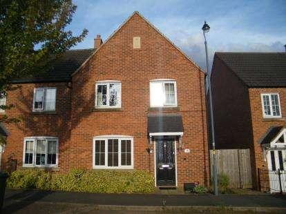 3 Bedrooms End Of Terrace House for sale in St. Francis Drive, Birmingham, West Midlands