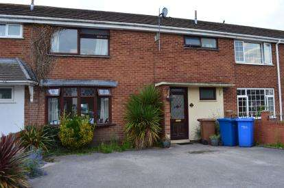 4 Bedrooms Terraced House for sale in Scott Close, Off Ivanhoe Road, Lichfield, Staffordshire