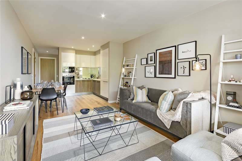 1 Bedroom Flat for sale in Camberwell On The Green, Camberwell Green, SE5
