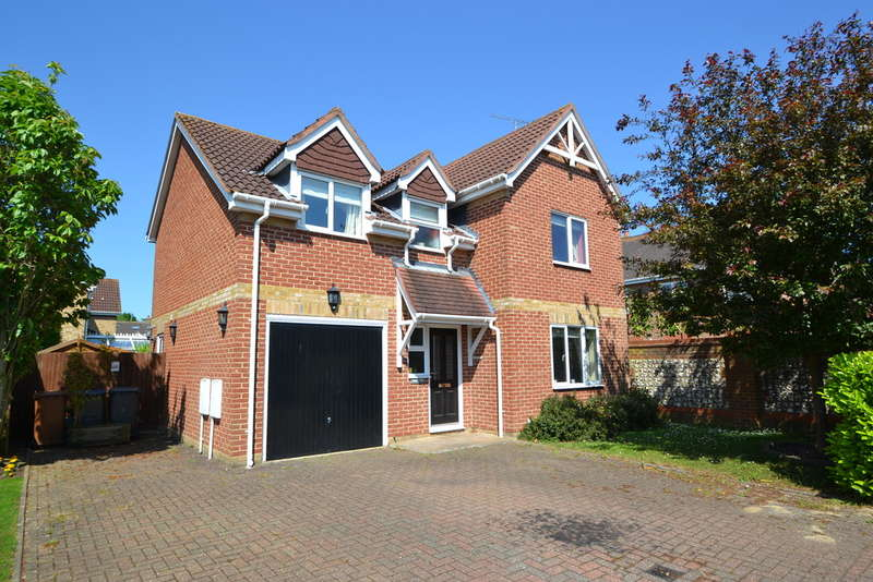 4 Bedrooms Detached House for sale in Tailors, St. Michaels Mead