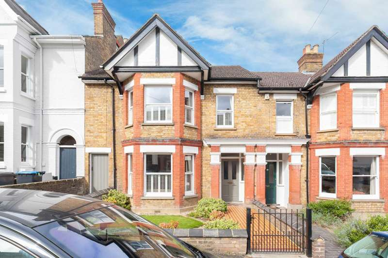 5 Bedrooms Terraced House for sale in Boxwell Road, Berkhamsted