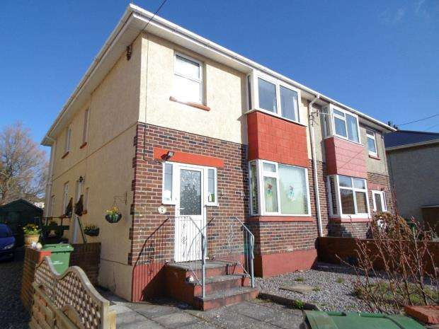 2 Bedrooms Flat for sale in Horn Lane Flats, Plymouth, Devon