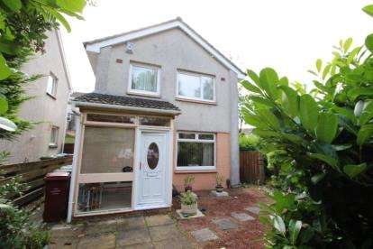 3 Bedrooms Detached House for sale in Forth Crescent, Mossneuk, East Kilbride, South Lanarkshire