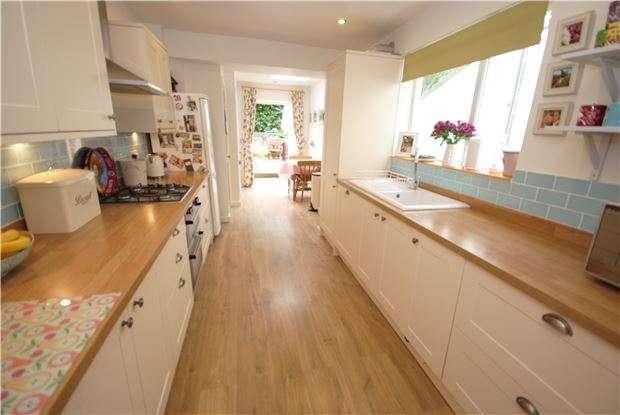 3 Bedrooms Terraced House for sale in Ashton Gate Terrace, Ashton Gate, Bristol, BS3 1TA