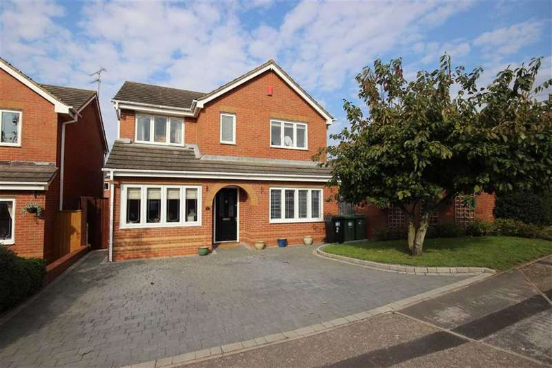 4 Bedrooms Property for sale in Cleopatra Grove, Warwick Gates Warwick, CV34