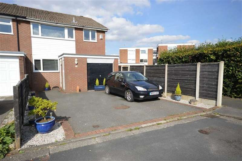 3 Bedrooms Property for sale in BODMIN DRIVE, Bramhall, Stockport, Cheshire, SK7