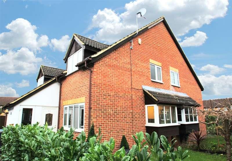 1 Bedroom House for sale in Monks Crescent, Addlestone, Surrey, KT15