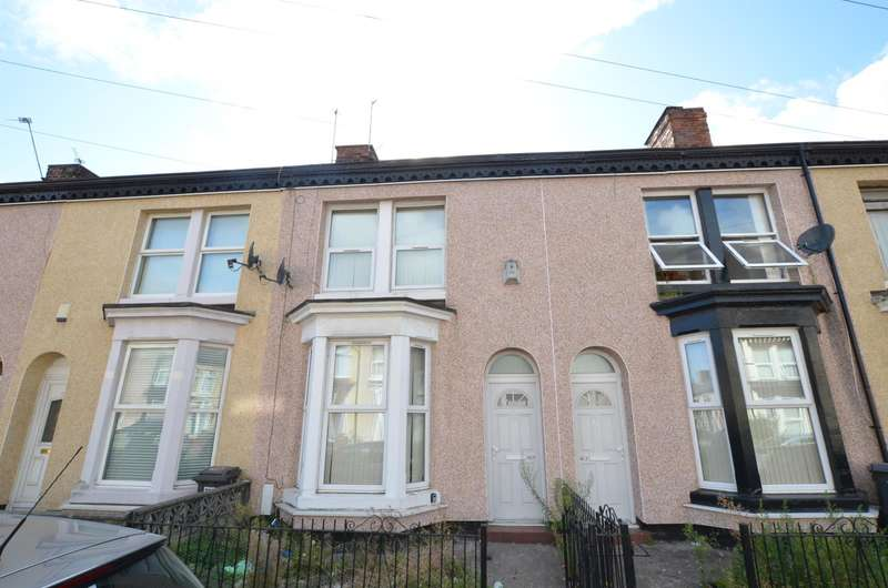 2 Bedrooms Terraced House for sale in Tennyson Street, Bootle, Merseyside, L20