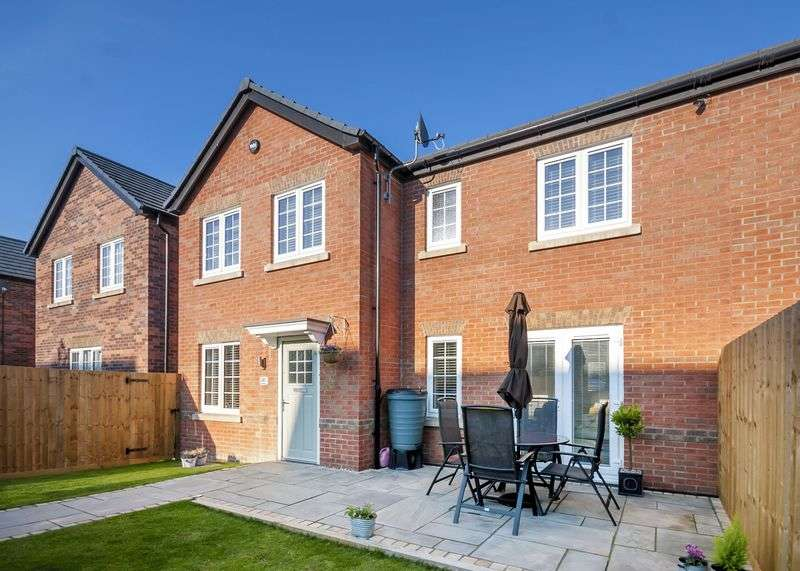 3 Bedrooms Semi Detached House for sale in Knitters Road, Alfreton
