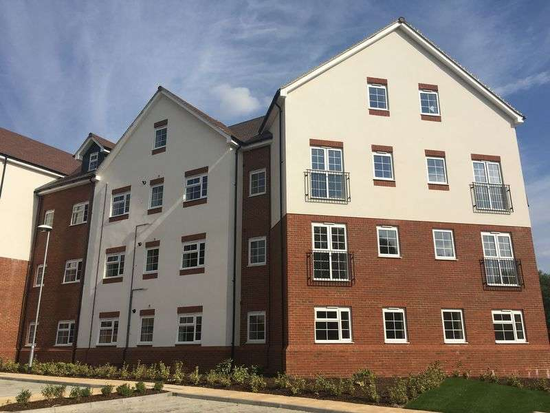 2 Bedrooms Flat for sale in Millstone Way, Harpenden