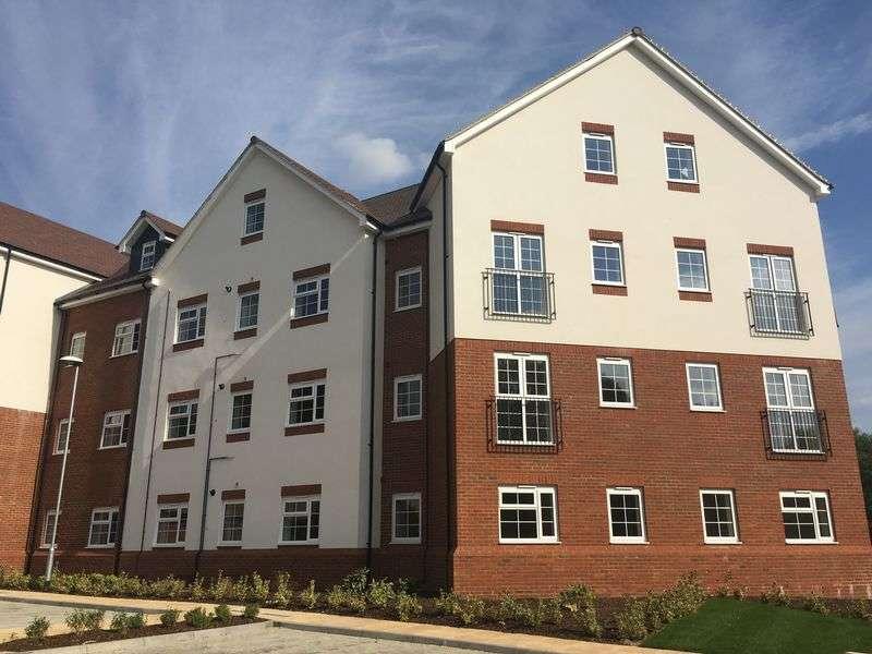 2 Bedrooms Flat for sale in Millstone Way, Harpenden