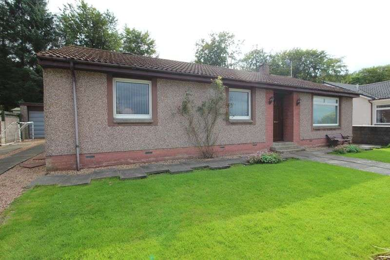 4 Bedrooms Detached Bungalow for sale in Keirs Brae, Cardenden