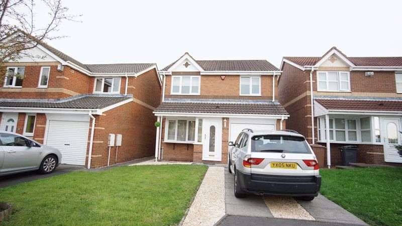 3 Bedrooms Detached House for sale in WOODLANDS GRANGE Forest Hall