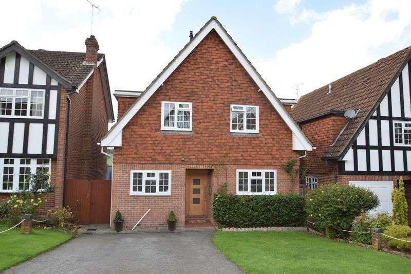 4 Bedrooms Detached House for sale in Deanacre Close, Chalfont St Peter