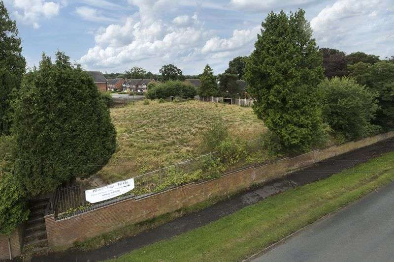 Land Commercial for sale in Wood Road, Wolverhampton