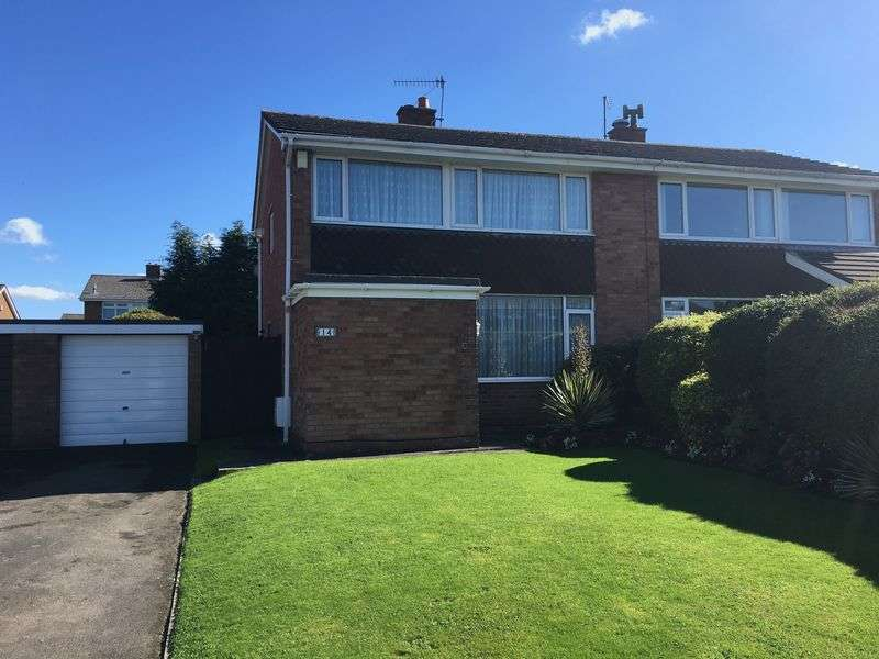 3 Bedrooms Semi Detached House for sale in Waverley Road, Bristol