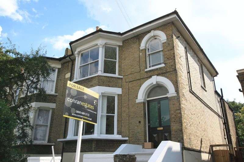 2 Bedrooms Flat for sale in Harefield Road, Brockley