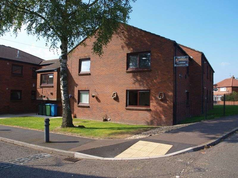 1 Bedroom Flat for sale in Watermill Close, Firgrove, OL16 4BN