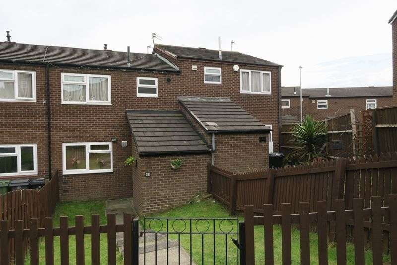 2 Bedrooms House for sale in Dulverton Close, Beeston, Leeds