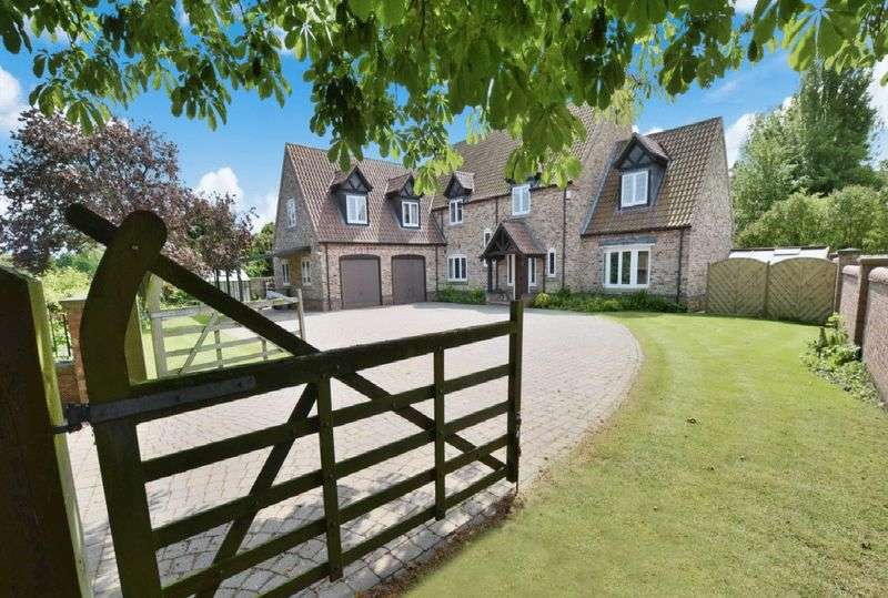 4 Bedrooms Detached House for sale in 34 Hunters Lane, Tattershall