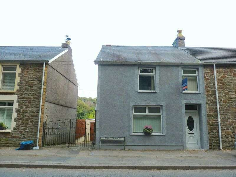 3 Bedrooms Terraced House for sale in Box Terrace Coytrahen Bridgend CF32 0DW
