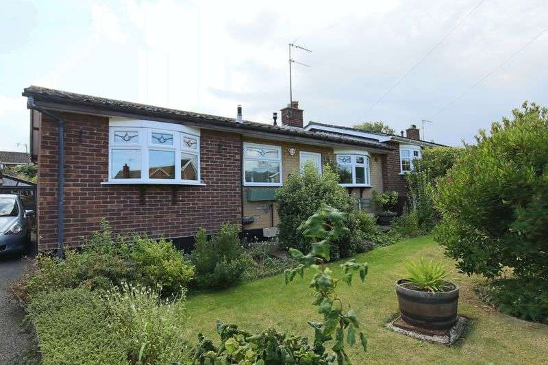 3 Bedrooms Bungalow for sale in Glebe Road East, Lowestoft