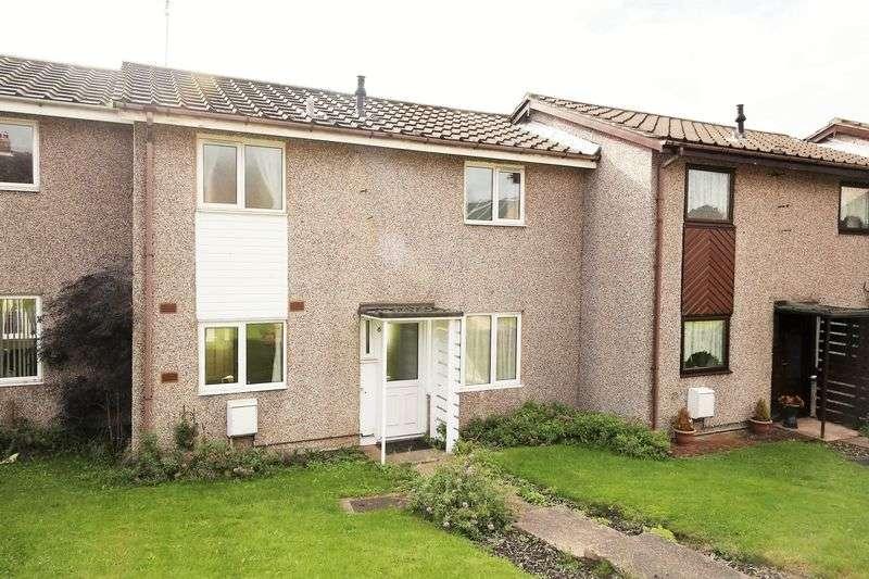 3 Bedrooms Semi Detached House for sale in Pipit Close, Measham, Derbyshire DE12 7GF