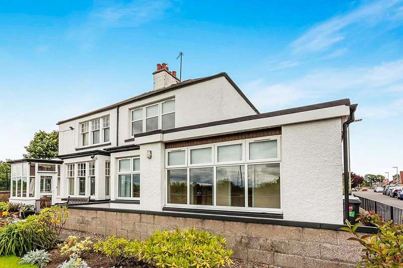 3 Bedrooms Semi Detached House for sale in Redfield Road, Montrose, DD10