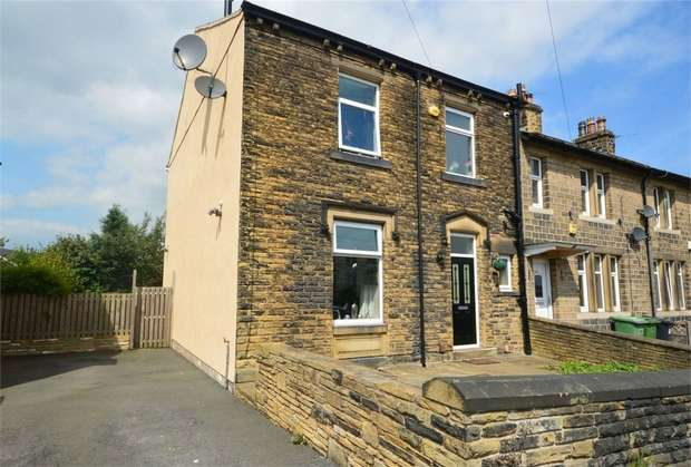 3 Bedrooms Semi Detached House for sale in Woodside Road, Beaumont Park, HUDDERSFIELD, West Yorkshire