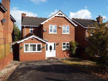 4 Bedrooms Detached House for sale in Pochard Rise, Norton, Runcorn, Cheshire, WA7