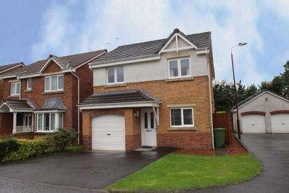 3 Bedrooms Detached House for sale in Glentye Drive, Tullibody