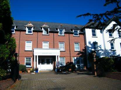 1 Bedroom Retirement Property for sale in Salterton Road, Exmouth, Devon