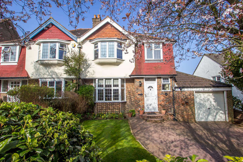 4 Bedrooms Semi Detached House for sale in SANDERSTEAD