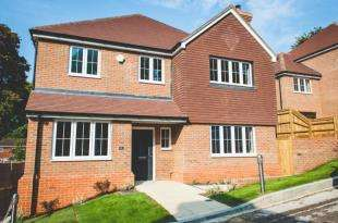 4 Bedrooms Detached House for sale in Kingswood Place, Boxford Close, South Croydon