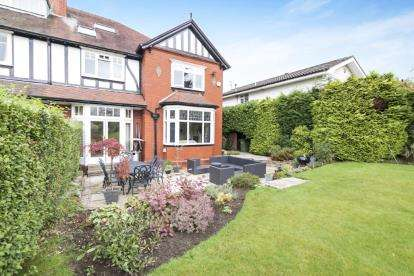 5 Bedrooms Semi Detached House for sale in Clement Road, Marple Bridge, Stockport, Cheshire