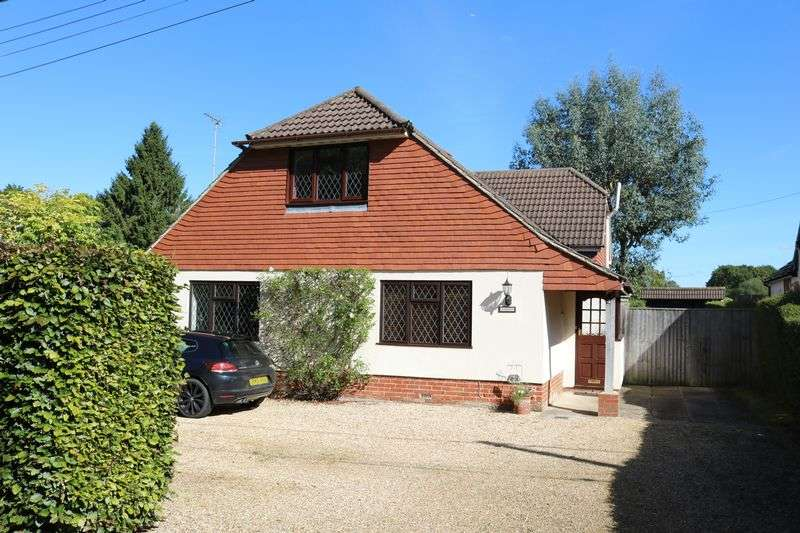 5 Bedrooms Detached House for sale in Newtown, Nr Soberton