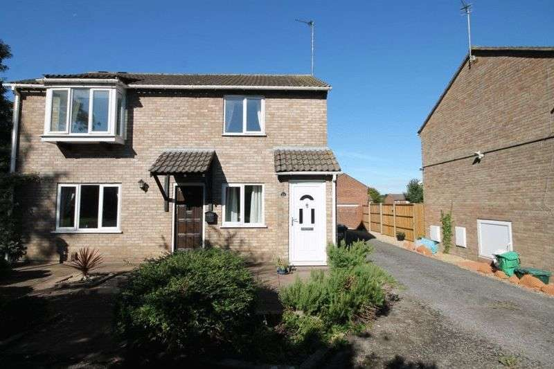 2 Bedrooms Flat for sale in York Close, Stoke Gifford, Bristol