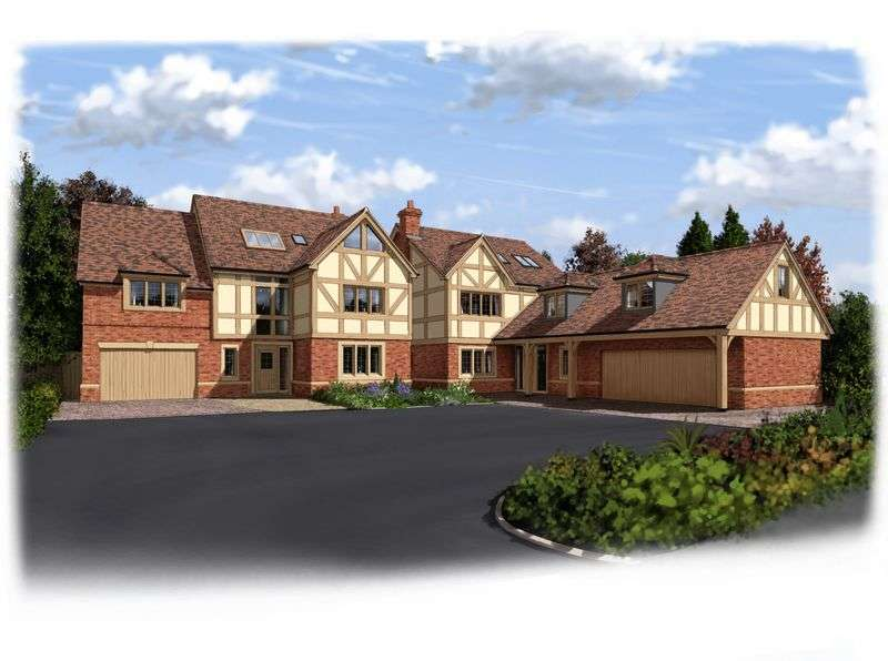 5 Bedrooms Detached House for sale in The Firs Woodhouse Road, Quorn