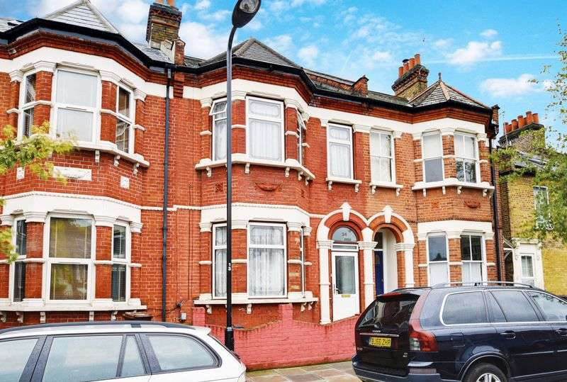 3 Bedrooms Terraced House for sale in Millfields Road, London